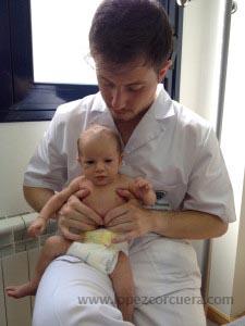 Fisioterapia Y Osteopatía Pediátrica. Tratamiento De La Embarazada