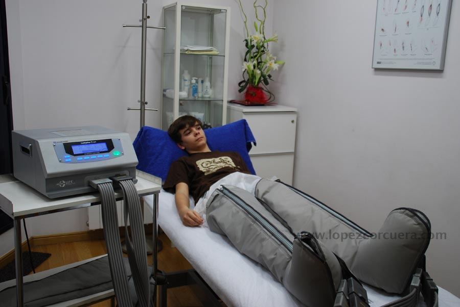 Presoterapia 4