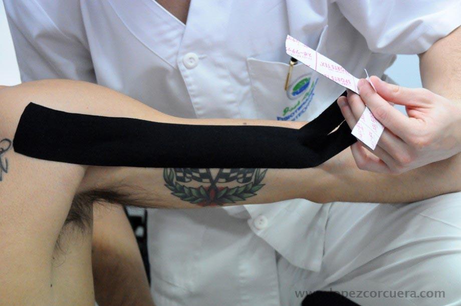 Vendaje Neuromuscular Kinesiotaping 5