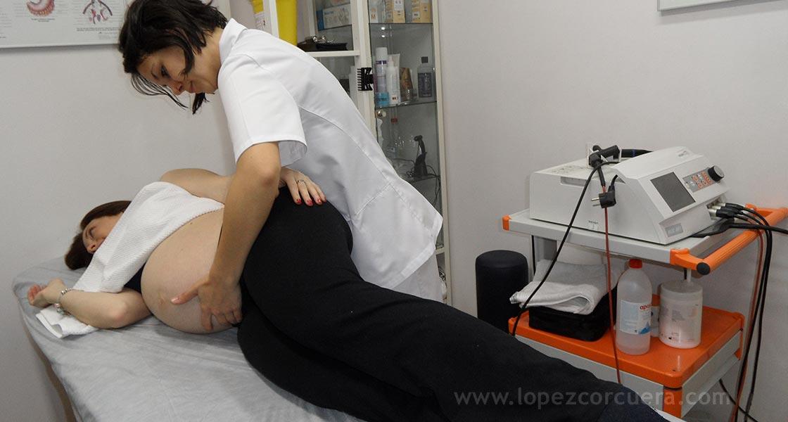 Fisioterapia Uroginecológica. Suelo Pélvico. Embarazadas y sus Trastornos