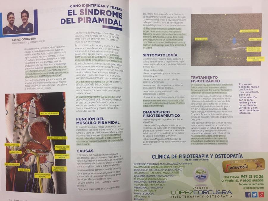CÓMO IDENTIFICAR Y TRATAR EL SÍNDROME DEL PIRAMIDAL enlace revista digital