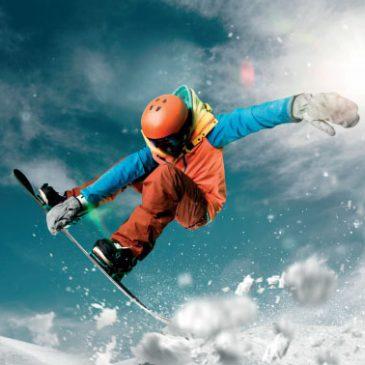 deportes de nieve - snowboard