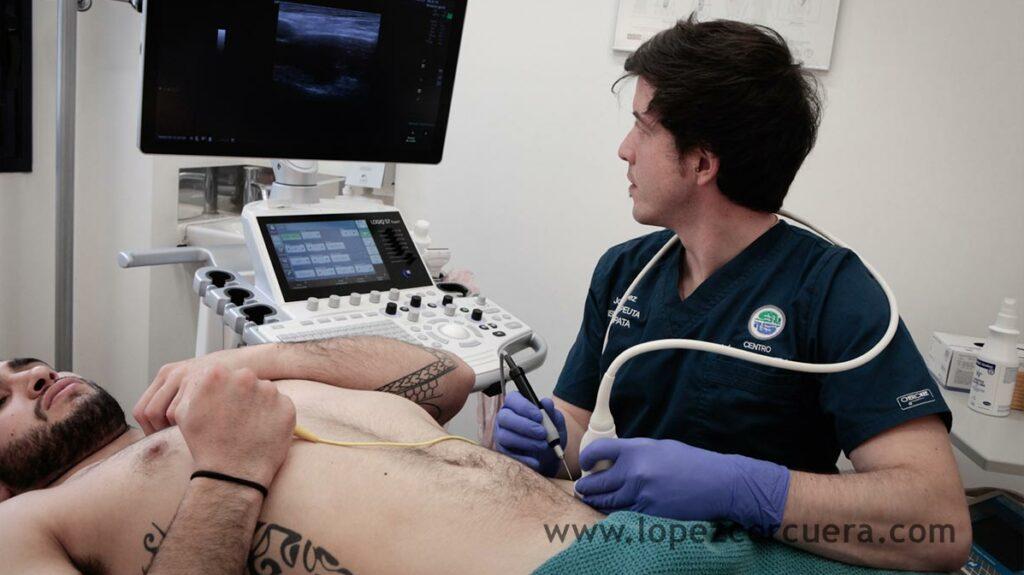 Electrolisis Percutánea Musculoesquelética foto 1