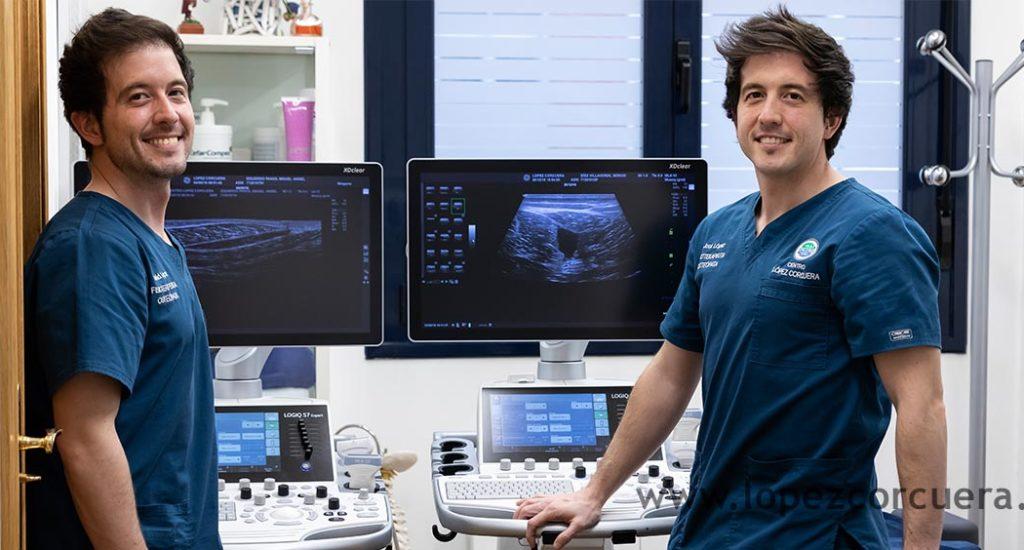 David y José López Corcuera Fisioterapeutas. Fisioterapia y osteopatía en Burgos